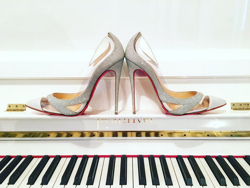 ルブタンの靴