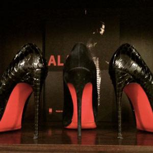 Christian Louboutinの靴