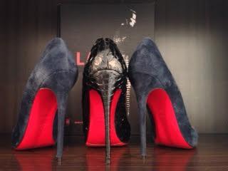 靴が人生を変える