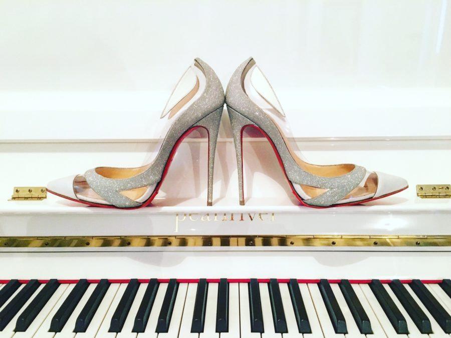 素敵な靴が人生を変える