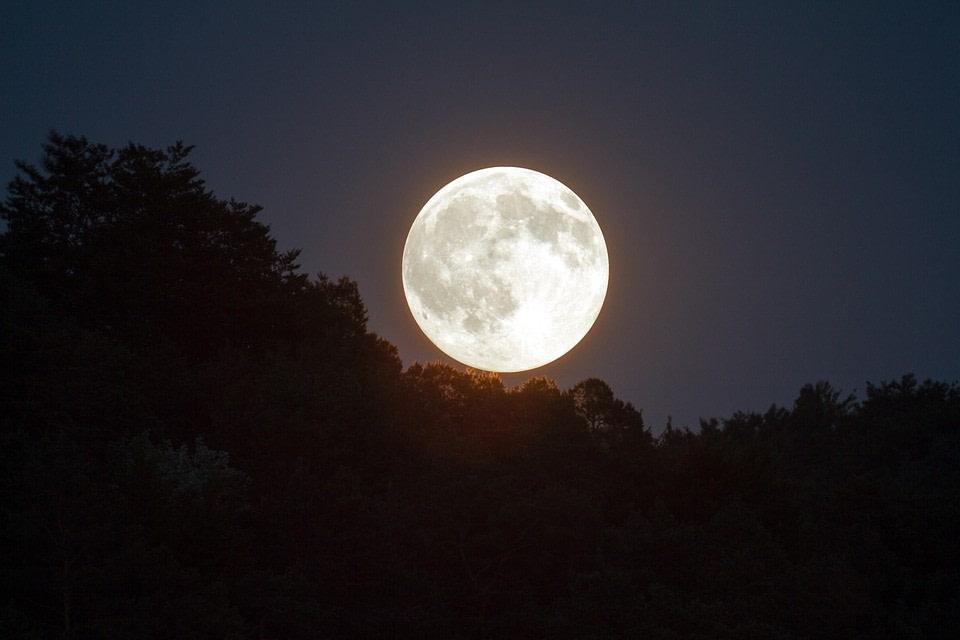 蠍座満月の力